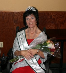 Cathy Porter, Ms. Wheelchair Maryland 2007