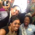 Lt. Governor Anthony Brown and Karmen Bailey